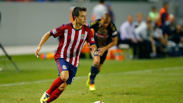 Erick Torres Chivas USA second half schedule fixtures mls soccer