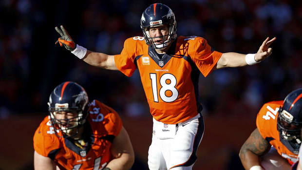 Broncos QB Peyton Manning questionable with thigh injury - image