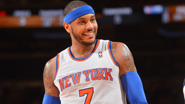 carmelo anthony free agency decision