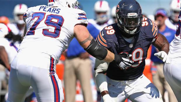 Lamaar Houston Chicago Bears San Francisco 49ers quarterback Colin Kaepernick racial slur