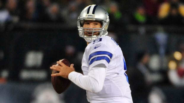 cowboys tony romo injury nfl looking into