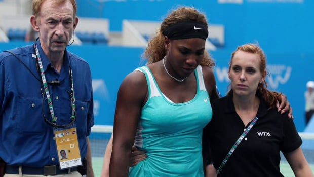 serena williams world number one