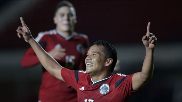 Carlos Bacca Colombia
