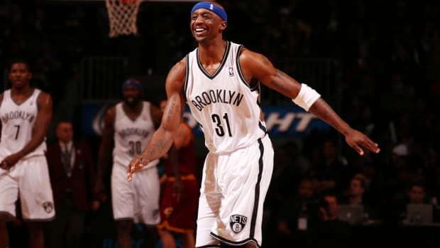 Jason Terry Brooklyn Nets