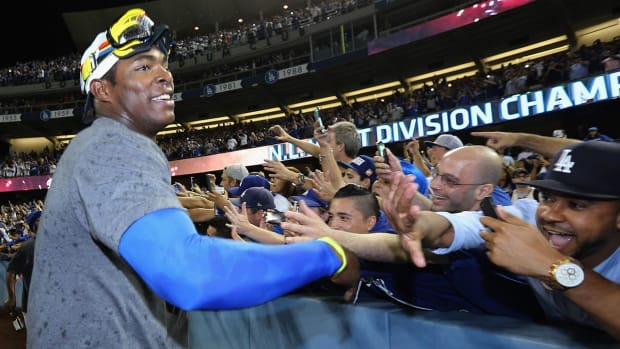 Why Yasiel Puig could be the new face of MLB