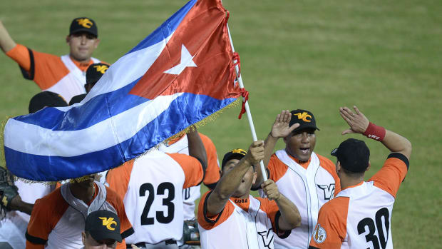 Impact on MLB with U.S. opening to Cuba IMG