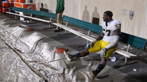 Michigan DE Frank Clark dismissed after domestic violence arrest