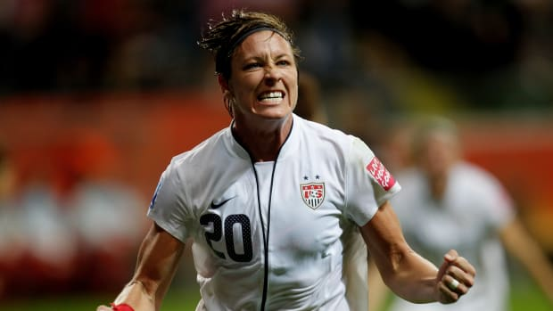 abby wambach world cup