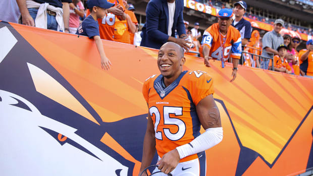 Denver Broncos and CB Chris Harris agree to five year contract extension