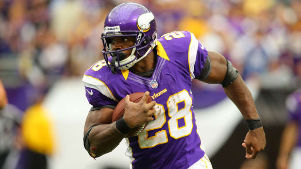 Adrian Peterson says he's hitting his prime - image