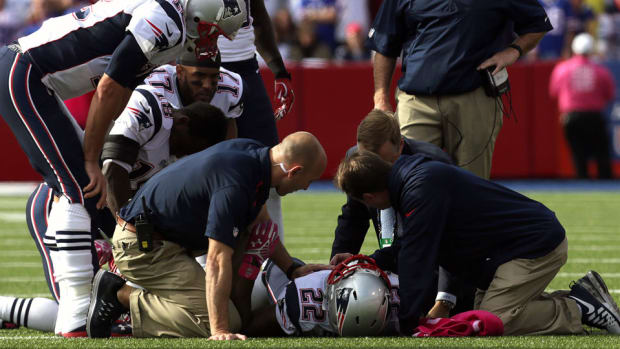 patriots stevan ridley torn acl torn mcl