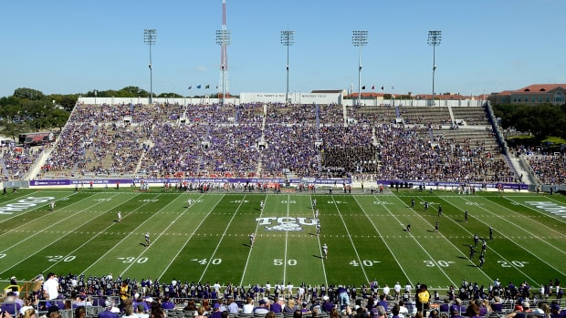 TCU Horned Frogs 2014 schedule