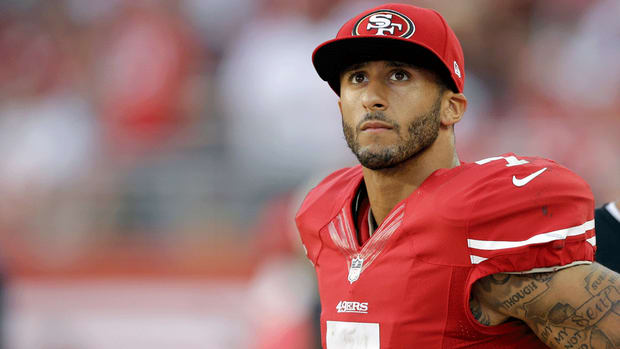 Colin Kaepernick says he was fined for wearing Beats by Dre headphones