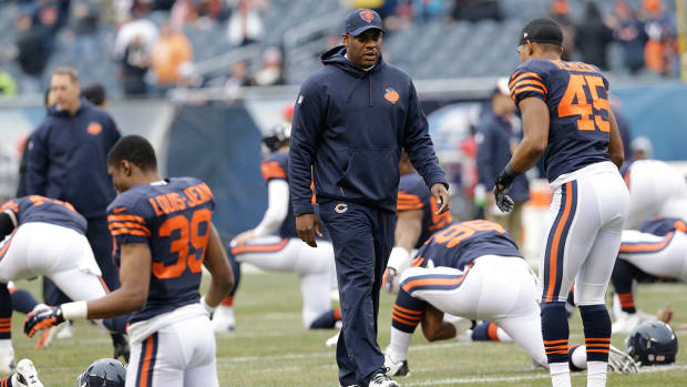 Bears DC Mel Tucker likely out after season
