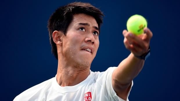 Kei Nishikori Marin Cilic us open men's final 2014
