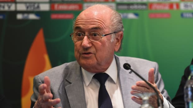 Sepp Blatter FIFA video reviews