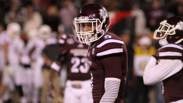 Justin Cox Mississippi State