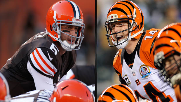 AFC North showdown: Browns vs. Bengals - Image