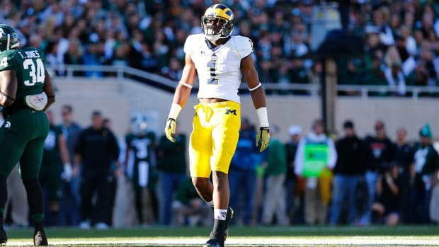 Michigan's Devin Funchess forgoes senior season, will enter NFL draft IMAGE