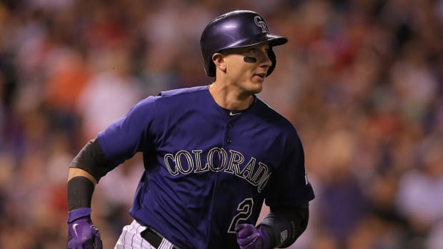 Mets and Rockies reportedly in Tulowitzki trade talks
