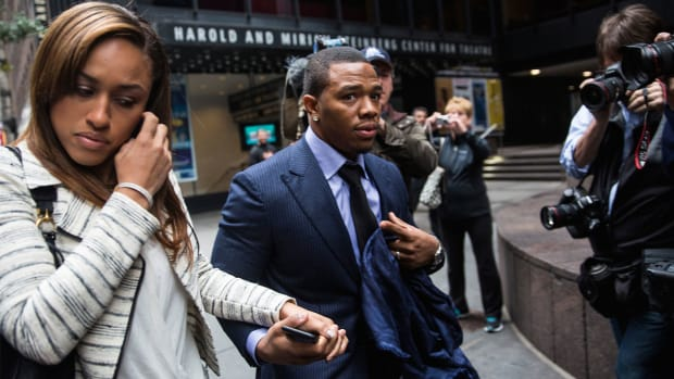 How 'The Newsroom' would cover Ray Rice scandal - Image