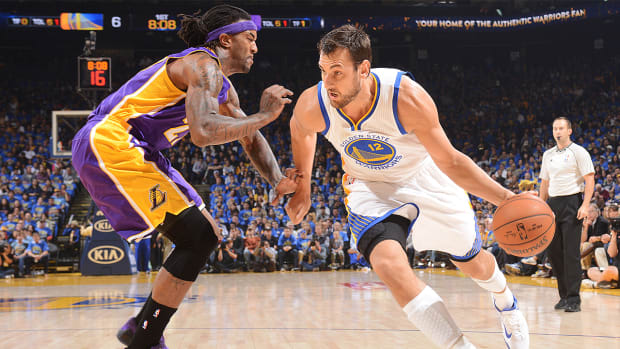 Why Andrew Bogut is the most important piece to a Warriors championship run - image