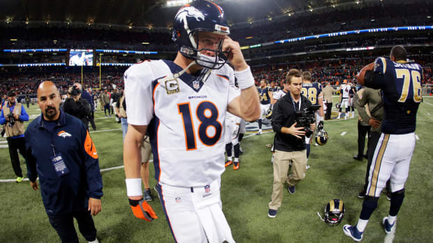 Could the Dolphins frustrate Peyton Manning enough for an upset? - Image