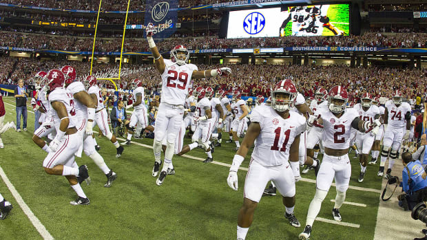 Why Alabama is the first College Football Playoff favorite