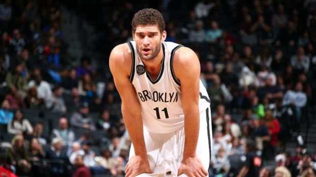 Brooklyn Nets Brook Lopez wants to be a wookie in new Star Wars
