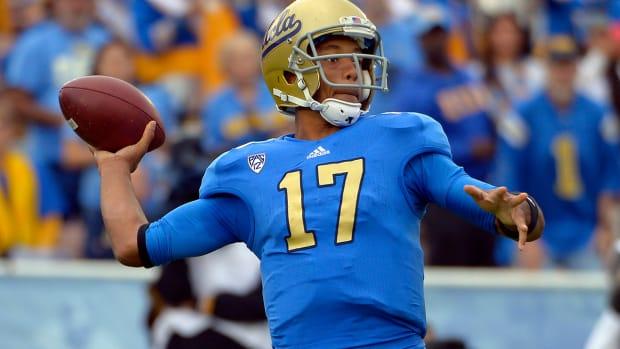 "Jim Mora is ""sure"" Brett Hundley will declare for NFL draft IMAGE"