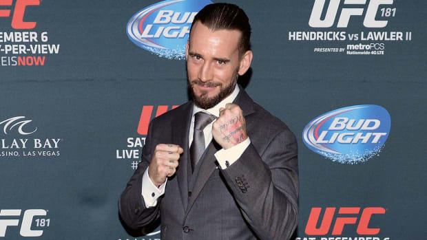 CM Punk: Fighters have more freedom in UFC than WWE-image