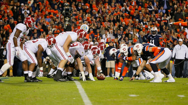 D.J. Fluker: Scuffles are part of the Iron Bowl