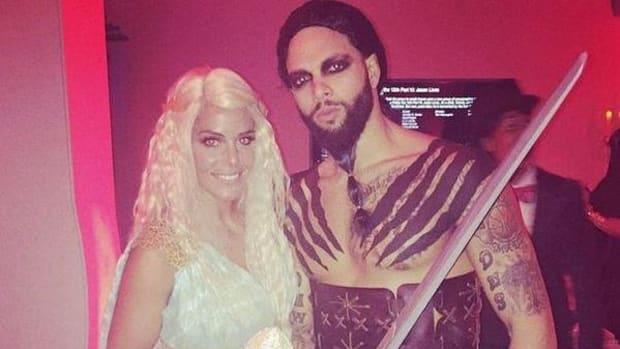 best sports Halloween costumes deron williams paul pierce