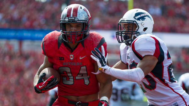 Paul James Rutgers RB