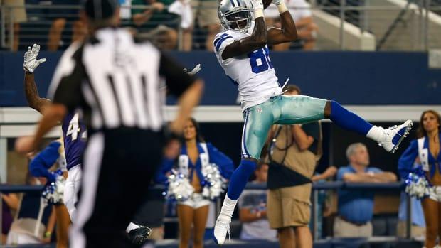 Dez Bryant Dallas Cowboys open to coaching get better