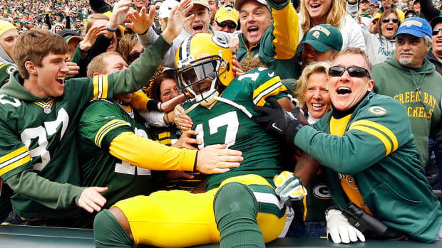 Davante Adams fantasy football wr rankings
