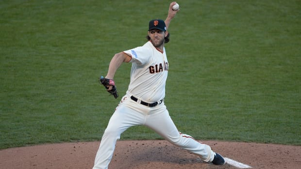 How Madison Bumgarner will be used in game 7