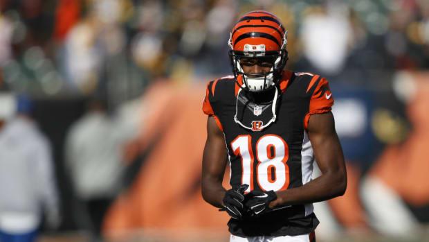 Bengals WR A.J. Green