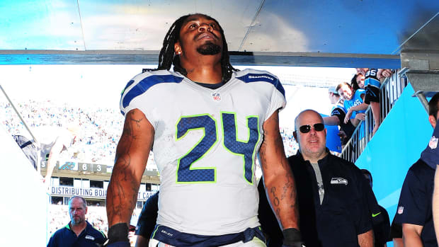 Marshawn Lynch would leave a huge hole in Seattle - Image