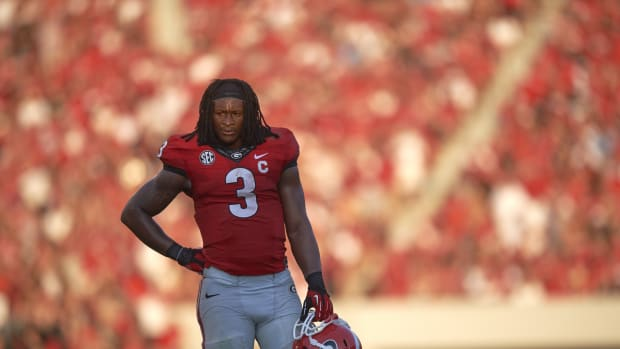Todd Gurley suspension reignites NCAA amateurism debate