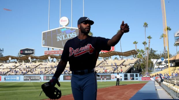 Braves fan cant stop crying over Jason Heyward Trade