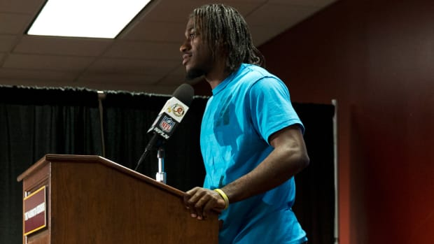 Will RGIII feud force Jay Gruden out in Washington? - Image