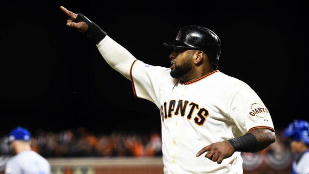 Will Pablo Sandoval return to the Giants next season?