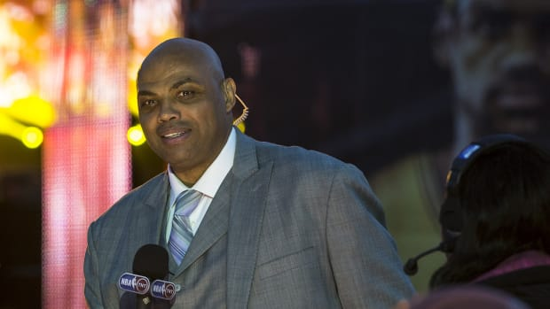 Lakers rip Charles Barkley after win