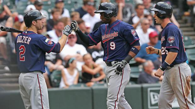 Minnesota Twins back to back to back home runs White Sox