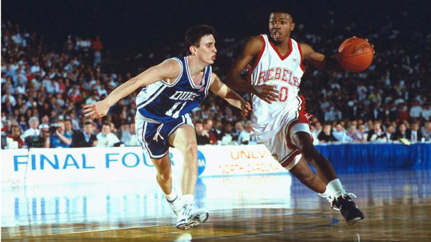 Greg Anthony best teams not to win duke final four