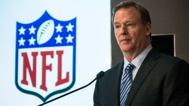 nfl commissioner roger goodell owners meetings domestic violence
