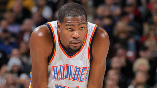kevin durant out ankle sprain lakers