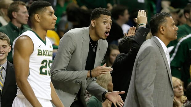 Isaiah Austin on Baylor's tough road in the Big 12 - Image