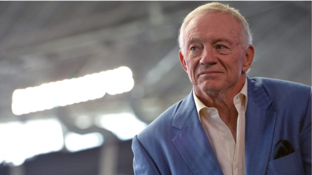 Jerry Jones lawsuit